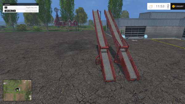 Conveyor belt pack