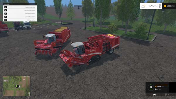 Grimme PACK