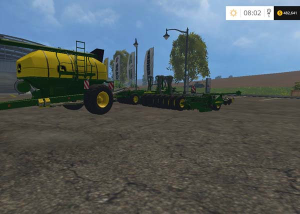 John Deere Pronto Air Seeder