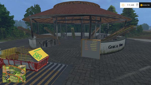 Feed stores around